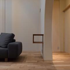 リノベーション/リビング/ソファ/木造/障子/住まい/... 築60年、木造2階建てのリノベーション