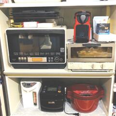 ネスプレッソ コーヒーメーカー イニッシア ルビーレッド C40RE | ネスプレッソ(コーヒーメーカー)を使ったクチコミ「私はシンデレラフィットが好きです😊 上手…」(1枚目)