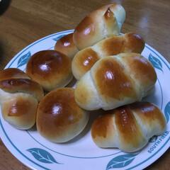 パン作り/フード 久しぶりにパン焼きました。 ソーセージ …(1枚目)