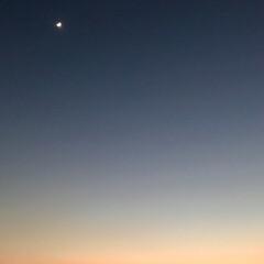 空/風景 🌈🌴🌺🦚🐠🌴💓  こんばんは(*^▽^*…(1枚目)