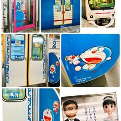 電車/ドラえもん/キャラクター 🌈🌴🌺🦚🍂🍁🌾🍄こんばんは(*^▽^*)…