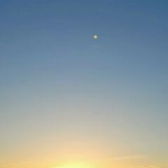 空/風景/朝日 🌈🌴🌺⛱🌼🐠🌴💓  ٩(๑´0`๑)۶ …(1枚目)