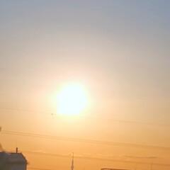 空/風景/朝日 🌋🌴🌊🌺🌈🍃🌸🐝🌸🍃 ٩(๑´0`๑)۶…(1枚目)