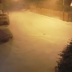 天気/道東/標茶/吹雪/雪/ひらた家具店 先ほどの写真投稿から一時間後くらいの写真…