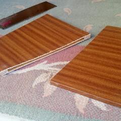 ひらた家具店/平田家具店/家具/板/構造/フラッシュ材 家具に使われている板って「フラッシュ材」…
