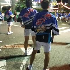 徳島県/阿波おどり 今日から阿波おどりが始まりました🎵 街の…(8枚目)