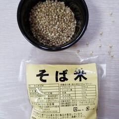 雑炊/そば米/おうちごはん 今日のお昼ごはん🍚😋🎶 ①徳島の郷土料理…(2枚目)