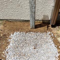 立水栓/ヤード/ベランダ/DIY/レトロ/男前/... 【浸透マス風排水】 ※ヤードの立水栓排水(1枚目)