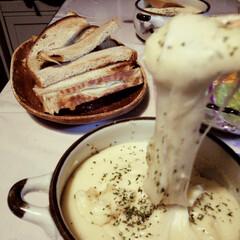 チーズ/アリゴ/Costco/コストコ/キッチン/フード/... コストコ! マッシュポテトの素を使った …