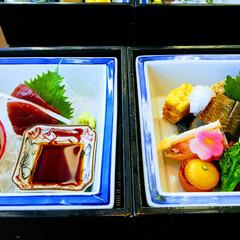 日本/和食/おせち/お正月/きれい/国内/... おせち料理 きれいで美味しかったので撮り…(1枚目)