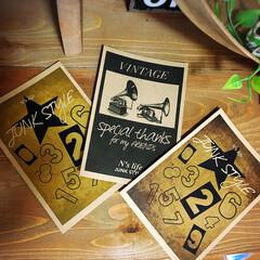 N's life/オリジナル/オリジナルデザイン/ポストカード オリジナルデザインのポストカード