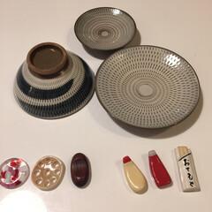 北部九州災害復興支援/小石原焼/箸置き/器/コレクション/フード 小石原焼、モダンな器に惹かれます。 使い…