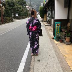 城崎温泉/おでかけ 外湯めぐり♨️ 行ってきまーす(*´︶`…