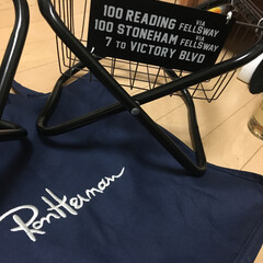 セリア ダイソーの レジャー椅子と  セリアのカ…