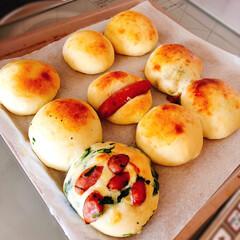 ホームベーカリー/手作りパン/おうちごはん/フード 子供を送り出して、速攻で友達宅へGO🚙 …