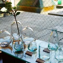 滋賀県/お出かけ/ドライブ/琵琶湖/黒壁スクエア/旅 滋賀県長浜市 黒壁ガラス館にふらりと寄っ…