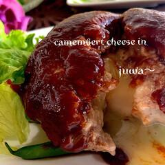 明治北海道十勝カマンベールチーズ切れてるタイプ クール便 (90g)9箱 ベーカマ ワイン おつまみ | 明治(チーズ)を使ったクチコミ「こんばんは^ ^  今日の1日は暴風雨で…」