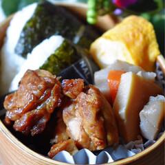 お弁当/筑前煮/LIMIAごはんクラブ/おうちごはんクラブ 週末のお弁当は、残り物整理が役立ちます^…