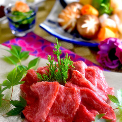 焼き夏野菜/夕飯/帆立/酢の物/能登の海塩/焼肉 こんばんは^ ^  今日で私の一週間は終…