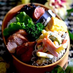 リミアな暮らし/煮豚/低温調理/お弁当 おはようございます😊  朝からまとまった…