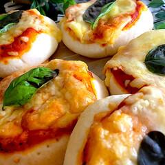 《冷蔵》 かけるチーズ かけちー 200g(その他チーズ、乳製品、卵)を使ったクチコミ「こんばんは^ ^  昨日焼いた ナポリパ…」