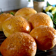 ふかふか/おうちパン/手作りパン/リミアな暮らし/バーガーバンズ/暮らし/... 今日の夕飯は、ハンバーグだったので 明日…