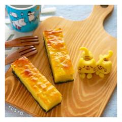 スイートポテト/さつまいも/オレオ/秋の味覚/食欲の秋/お芋掘り/... お芋掘りのさつまいもで作ったスイートポテ…