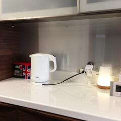 電気ケトル/紅茶大好き/キッチン雑貨/キッチン 【我が家のわく子さん:タイガー電気ケトル…