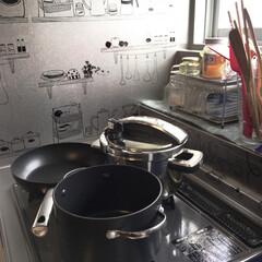 MEYER/大好きなお鍋/キッチン雑貨 【MEYER】 内面も外側もこびりつかな…