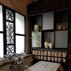 内窓DIY/アイアン風/洗面所/洗面所DIY/春のフォト投稿キャンペーン/DIY/... 私のお気に入り 洗面所のこのコーナー♪ …