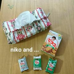 ビスコ/お菓子 niko and...パッケージのビス…