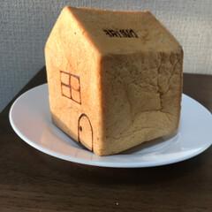 パン/食パン/フード かわいい、食パン🍞 ★ おうちのかたち …