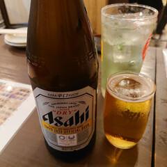 日本酒/カクテル/ビール/夏対策 昨夜は暑くて飲み物進んじゃいました😁 夏…