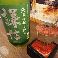 タコの唐揚げ/カットステーキ/日本酒/焼き鳥/スタミナご飯 昨夜も美味しく頂きました😋