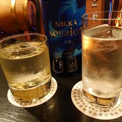 ひとり飲み/お出かけ 昨夜は新商品のウイスキー美味しく頂きまし…