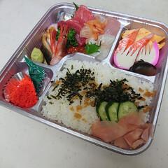 テイクアウト/おうちご飯 昨夜の飲食店応援キャンペーンは、お寿司と…