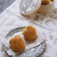 糖質制限/ローカーボ/揚げパン 低糖質のきなこ揚げパン