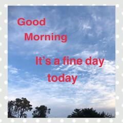 わんこ同好会/わんこ大好き/まりんの背中/青空/あ散歩/雨☔️/... おはようございます。 夜中の雨☔️がやん…