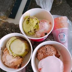 アイスクリーム/LIMIAごはんクラブ/フォロー大歓迎/おでかけ/グルメ/フード/... 今日は平成最期の31の日〜って言う広告に…