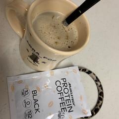 プロテインコーヒー | マッスルテック(その他プロテイン)を使ったクチコミ「モニターに選ばれました( ◜ᴗ◝) あり…」(3枚目)
