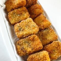 料理練習中/ニムキッチン home made tofu nugge…
