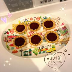 生チョコタルト/タルト/チョコレート/チョコ/スイーツ/バレンタイン/... Happy Valentine❤❤❤ 第…