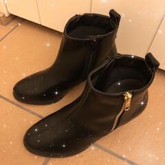 冬靴/靴/ショートブーツ/ブーツ/ファッション 今年のクリスマスプレゼントは、ショートブ…(1枚目)
