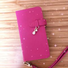 ピンク/AfternoonTea/アフタヌーンティー/スマホケース/iPhoneケース/雑貨 iPhone8に機種変して3ヶ月。 中々…
