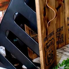 ターナー色彩 アンティークワックス クリア 120g | ターナー(ワックス)を使ったクチコミ「4連休お家時間DIY🛠️ ダイソーブック…」(3枚目)