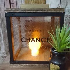 ターナー色彩 ガラスペイント 泡玉 40ml(ペンキ、塗料)を使ったクチコミ「こんばんは🤗 今夜もお家で癒されタイム🕰…」(5枚目)
