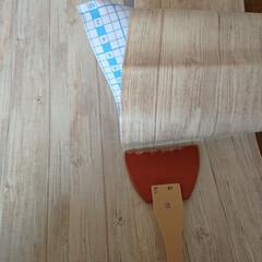 珪藻土 ローラーで簡単に塗れる珪藻土塗料 かんたん・あんしん珪藻土 10kg*WH10/BR10__ka-(ペンキ、塗料)を使ったクチコミ「再投稿です! リビングリノベーション🛠️…」(8枚目)