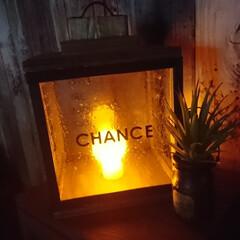ターナー色彩 ガラスペイント 泡玉 40ml(ペンキ、塗料)を使ったクチコミ「こんばんは🤗 今夜もお家で癒されタイム🕰…」