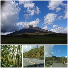 北海道ニセコ/至福のひととき/LIMIAおでかけ部/おでかけ/風景/ブルー 北海道ニセコ‼️ 羊蹄山🗻🎵