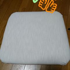 椅子様/捨てる前にリノベーション/DIY/わたしの作業部屋 こんばんは🐱 友カフェ☕椅子様修理リノベ…(7枚目)